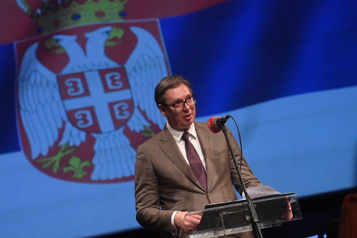 Photo: Presidency of Serbia / Dimitrije Goll