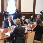 Sastanak sa regionalnom direktorkom Svetske banke