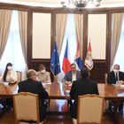 Sastanak sa ambasadorom Republike Češke