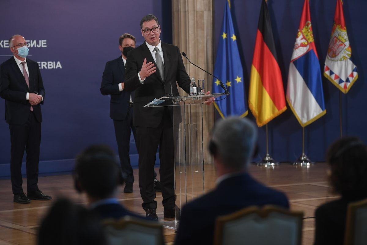 Састанак са делегацијом немачке компаније