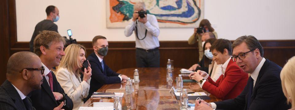 Sastanak sa delegacijom kompanije Rio Tinto