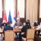 """Састанак са представницима компаније """"Zijin"""" и амбасадорком НР Кине"""