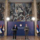 Председник Вучић састао се са делегацијом Републике Српске