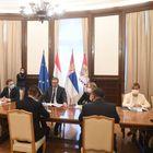 Sastanak sa ministrom spoljnih poslova Mađarske