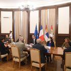 Састанак са начелником Генералштаба војске Републике Француске