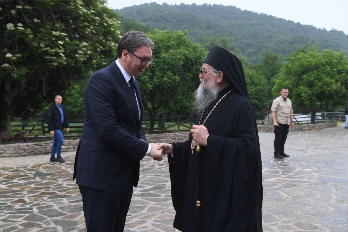 Svečana akademija povodom obeležavanja 950 godina manastira Svetog Prohora Pčinjskog