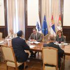Састанак са Високим комесаром за националне мањине ОЕБС-а