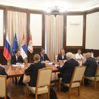 Састанак са замеником министра иностраних послова Руске Федерације
