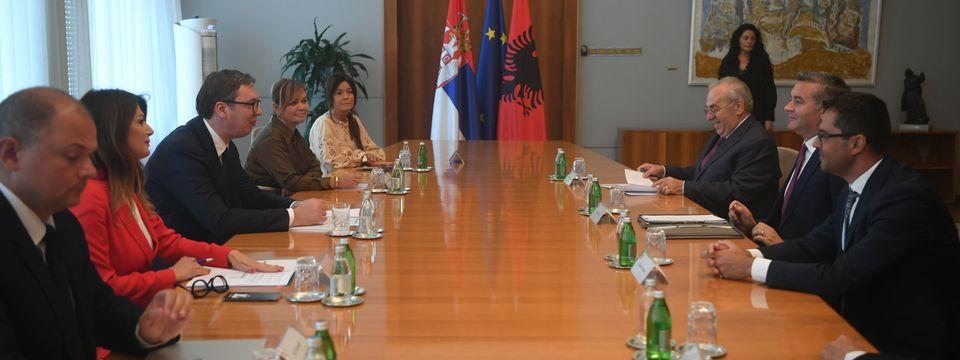 Sastanak sa ministrom turizma i životne sredine Republike Albanije