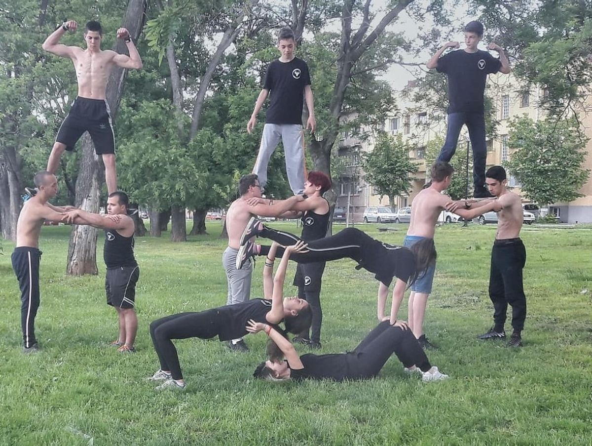 Смедеревски Street Workout