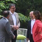 Председник Вучић са посредницима Европског парламента у међустраначком дијалогу