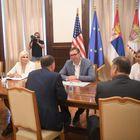 Sastanak za zamenikom pomoćnika državnog sekretara SAD za energetsku diplomatiju