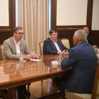 Sastanak sa ambasadorom Ruske Federacije