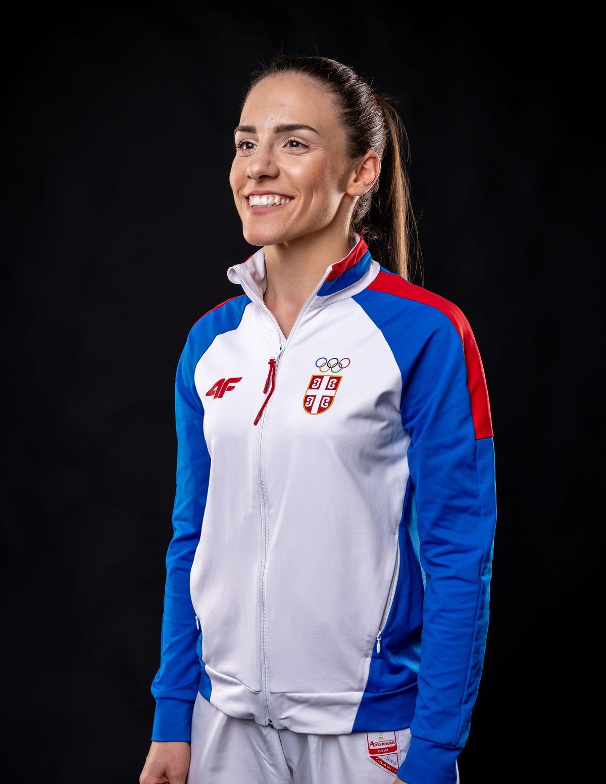 Златна девојка аранђеловачког спорта