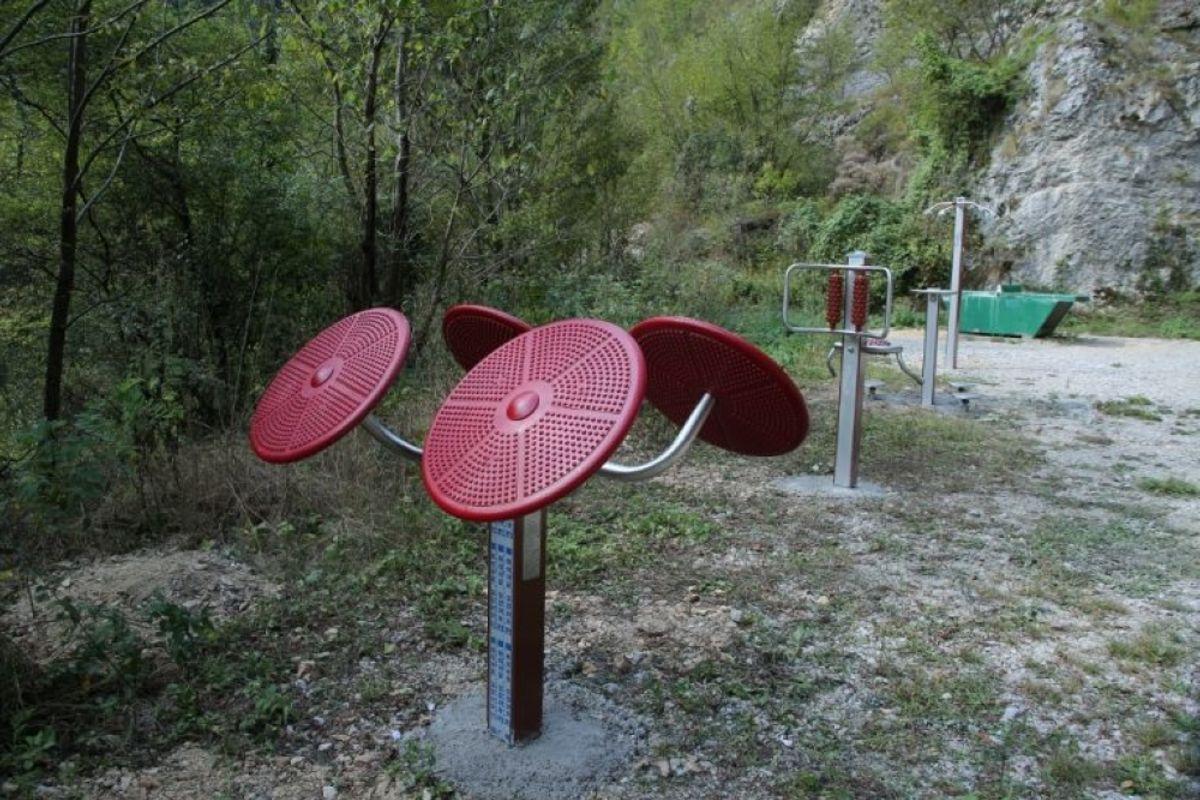 Ужичка зелена стаза за рекреацију и уживање