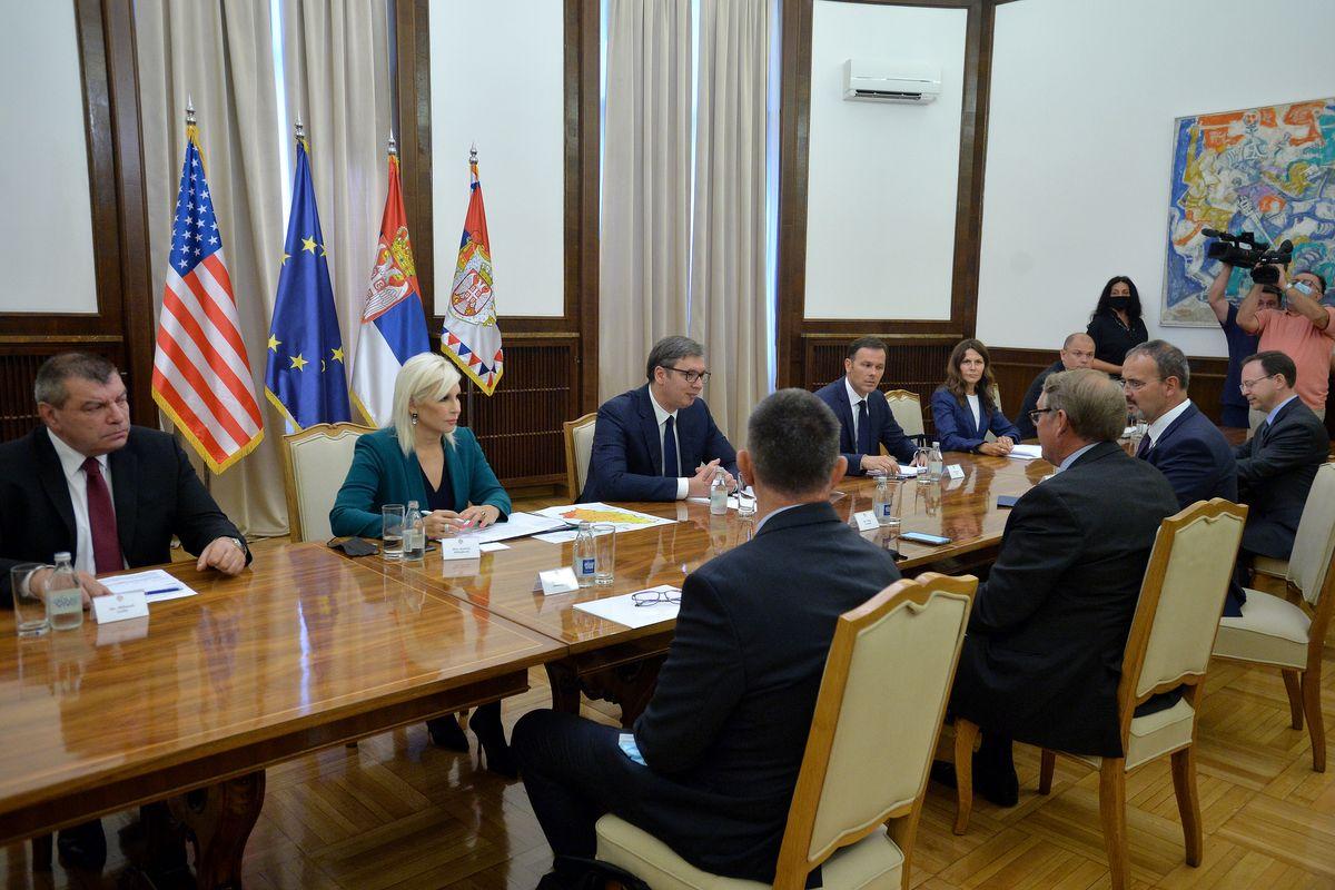 Састанак са представницима компаније UGT Renewables LLC