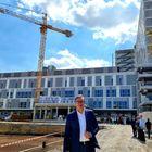 Predsednik Vučić obišao završne radove na rekonstrukciji i izgradnji KCS