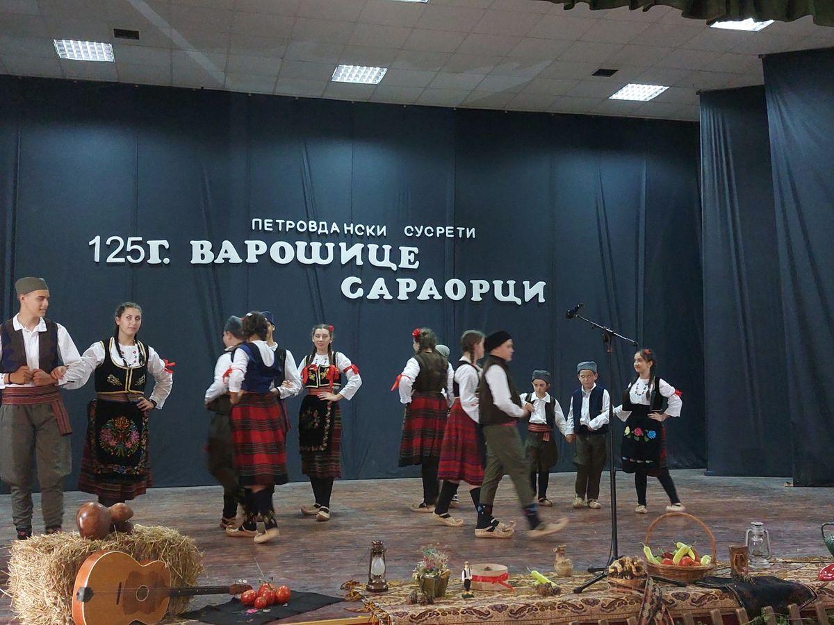 Saraorci - selo bogate tradicije