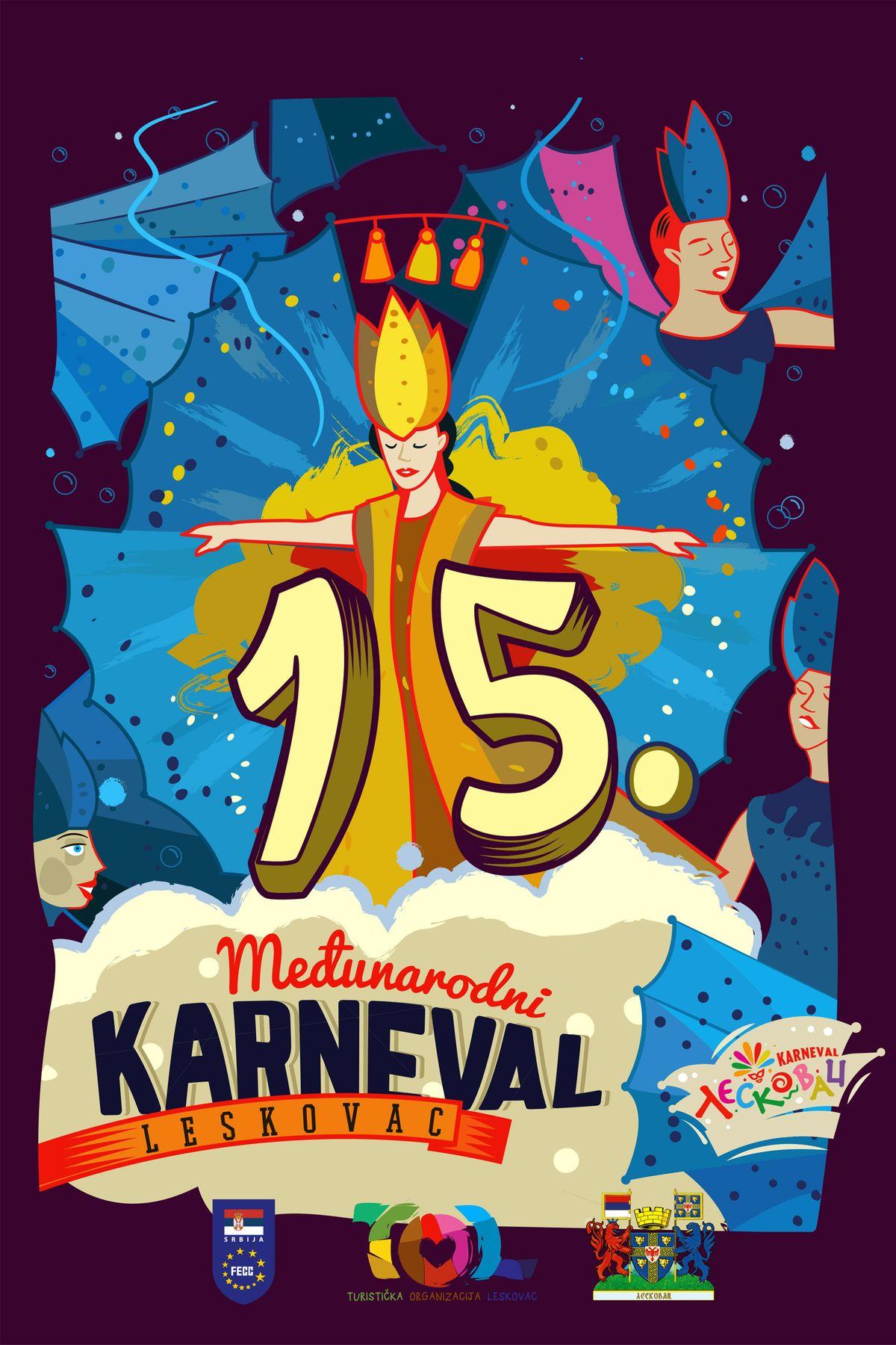 Bogata istorija Leskovačkog Karnevala