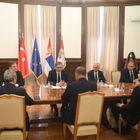 Састанак са министром спољних послова Републике Турске