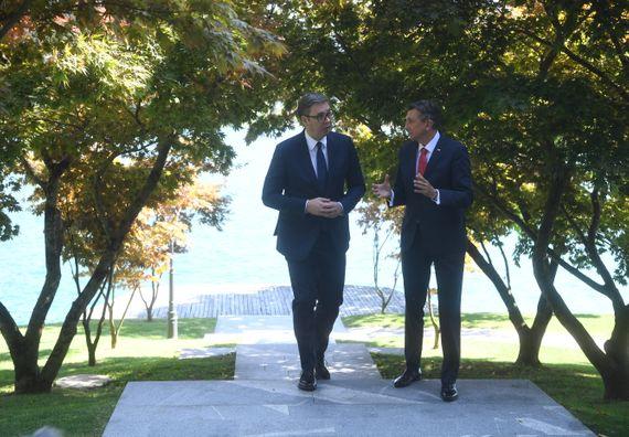 Predsednik Vučić na Bledskom strateškom forumu