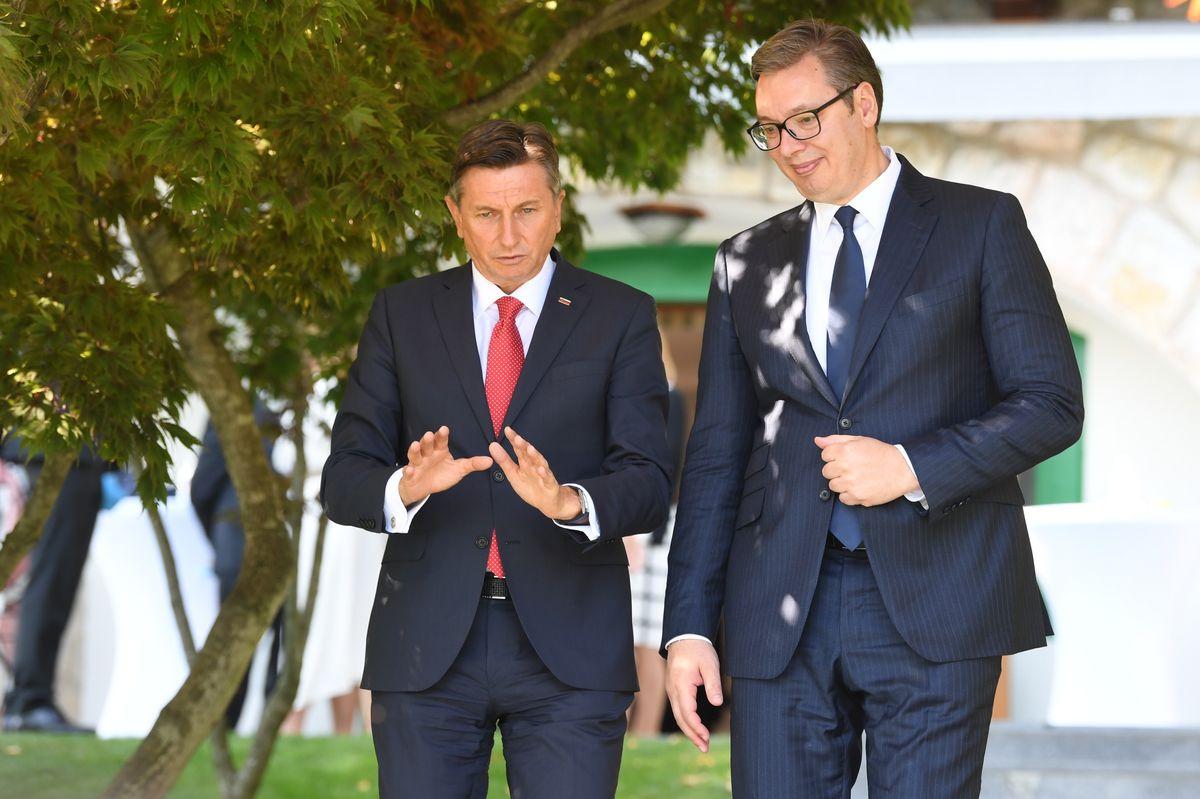 Председник Вучић на Бледском стратешком форуму