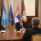 Састанак са помоћником генералног секретара УН за Европу, Централну Азију и Америку