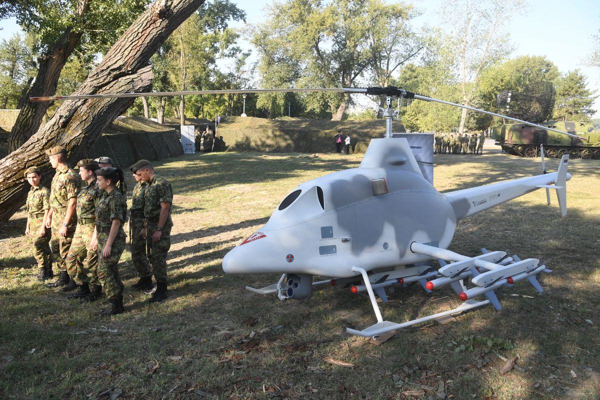 Prikaz sredstava naoružanja i vojne opreme