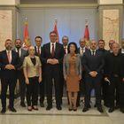 Sastanak sa predsedništvom Srpske liste i kandidatima za gradonačelnike na predstojećim lokalnim izborima na KiM