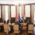 Sastanak sa ministrom industrije Republike Belorusije