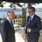 Председник Вучић у посети Истанбулу