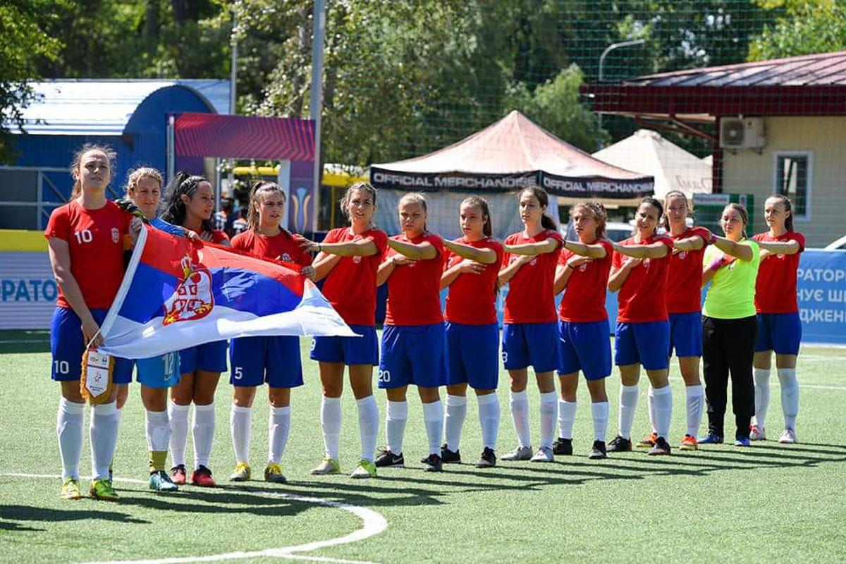Историјски успех женског малог фудбала