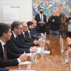 """Састанак са делегацијом компаније """"Hansgrohe"""""""