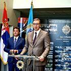 Председник Вучић присуствовао обележавању Дана Безбедносно-информативне Агенције
